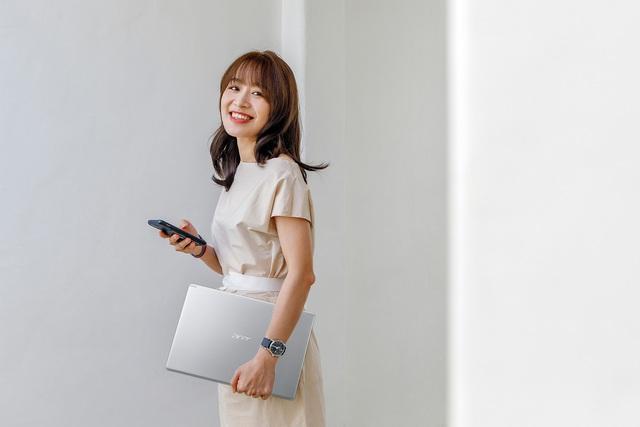 Acer Aspire 5 và những tính năng xịn xò 'đốn tim' học sinh, sinh viên - Ảnh 1.