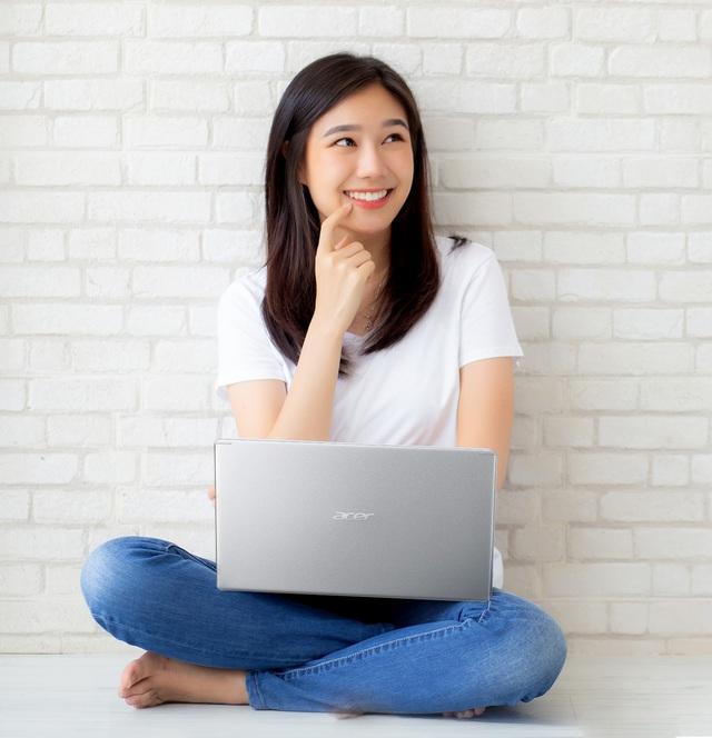 Acer Aspire 5 và những tính năng xịn xò 'đốn tim' học sinh, sinh viên - Ảnh 2.