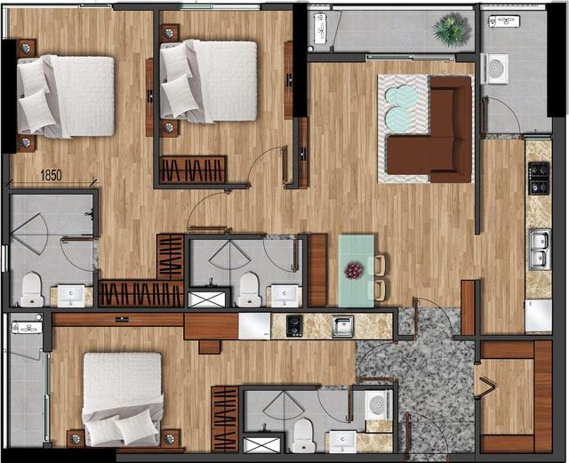 Nguồn cung khan hiếm, những cơ hội cuối cùng sở hữu căn hộ Akari City thu hút người mua - Ảnh 2.
