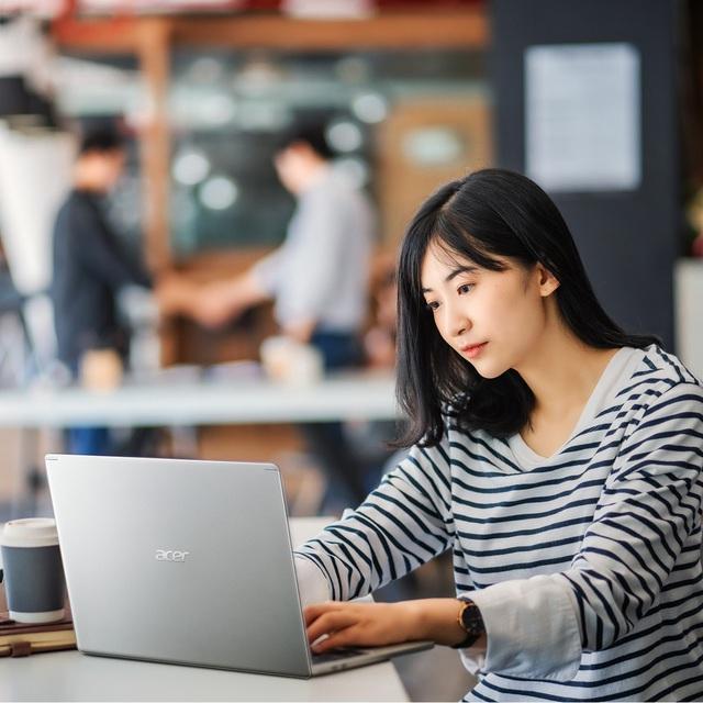 Acer Aspire 5 và những tính năng xịn xò 'đốn tim' học sinh, sinh viên - Ảnh 3.