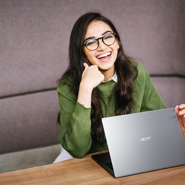 Acer Aspire 5 và những tính năng xịn xò 'đốn tim' học sinh, sinh viên - Ảnh 4.