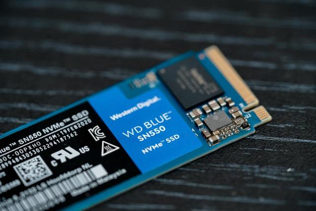 Dùng thử ổ cứng SSD WD Blue SN550: Chuẩn NVMe siêu tốc, dung lượng 1TB, giá chỉ khoảng 3 triệu thì liệu có ngon-bổ-rẻ như lời đồn? - Ảnh 4.