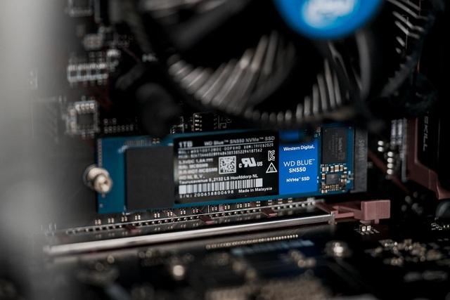 Dùng thử ổ cứng SSD WD Blue SN550: Chuẩn NVMe siêu tốc, dung lượng 1TB, giá chỉ khoảng 3 triệu thì liệu có ngon-bổ-rẻ như lời đồn? - Ảnh 8.