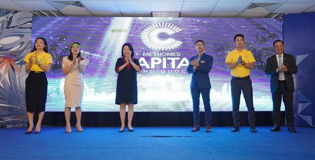 Meyhomes Capital Phú Quốc công bố đại lý phân phối - Ảnh 1.