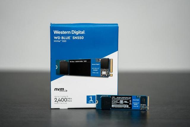 Dùng thử ổ cứng SSD WD Blue SN550: Chuẩn NVMe siêu tốc, dung lượng 1TB, giá chỉ khoảng 3 triệu thì liệu có ngon-bổ-rẻ như lời đồn? - Ảnh 1.