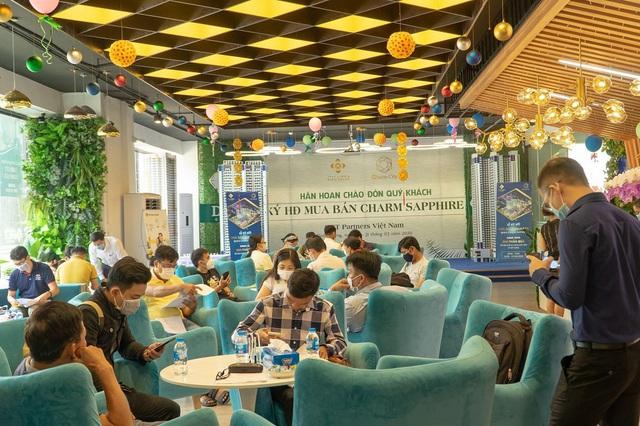 Điều gì khiến dự án căn hộ cao cấp hàng đầu Bình Dương Charm City được lòng cư dân tương lai - Ảnh 1.