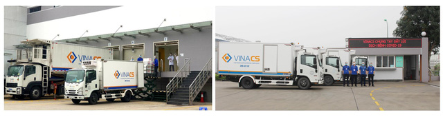 Taseco ủng hộ 50.000 suất ăn tới khu cách ly tập trung tại Hà Nội - Ảnh 2.