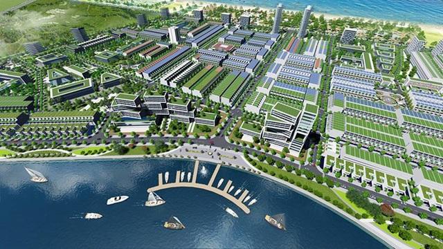 Bất động sản Quảng Nam - Đà Nẵng giảm giá: Nhiều nhà đầu tư đón đầu cơ hội - Ảnh 1.