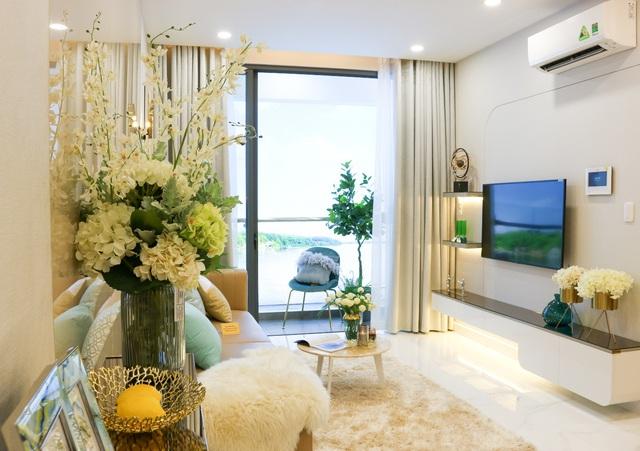 Nắm bắt cơ hội sở hữu căn hộ cao cấp ven sông d'Lusso - Ảnh 2.