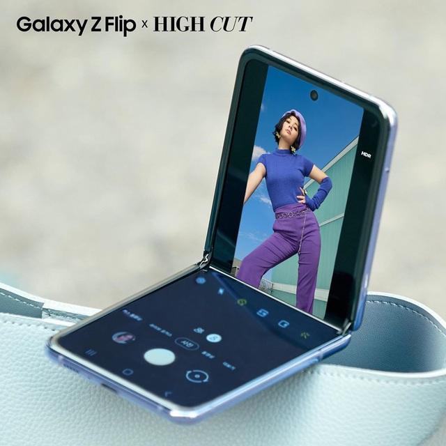 """Chỉ thêm khả năng """"gập"""" nhưng Galaxy Z Flip đã thay đổi hoàn toàn cách chúng ta nhìn nhận về điện thoại như thế nào? - ảnh 6"""
