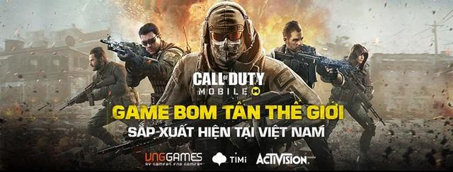 Call of Duty: Mobile VN vượt mốc 1 triệu đăng ký tải game trước ra mắt - Ảnh 3.