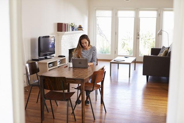 Làm việc tại nhà – Biến thách thức thành niềm vui - ảnh 1