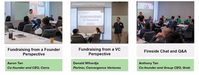 10 phút hiểu về Grab Ventures Ignite: Startup vào chung cuộc có được tích hợp platform trên app Grab? Có thật là startup không mất chi phí mà còn được mentor 1:1 bởi CEO Grab Anthony Tan? - Ảnh 1.