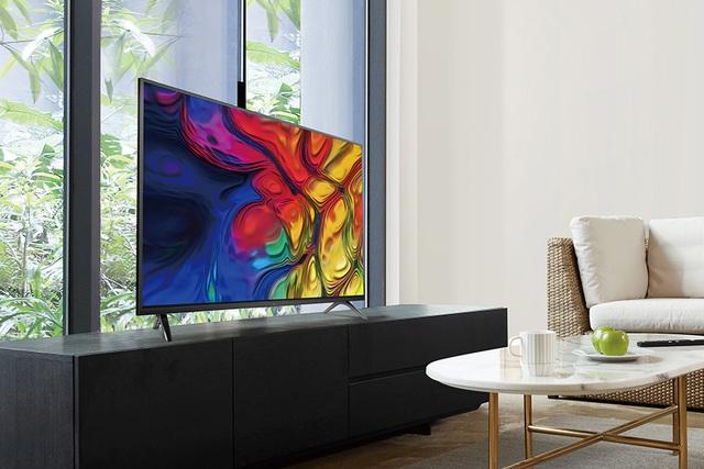 """Lên kệ biểu tượng mới của thế hệ smart tivi """"chất"""" tại Điện Máy Xanh - Ảnh 1."""