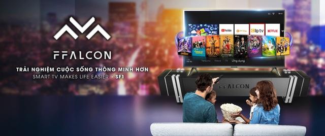 """Lên kệ biểu tượng mới của thế hệ smart tivi """"chất"""" tại Điện Máy Xanh - Ảnh 3."""