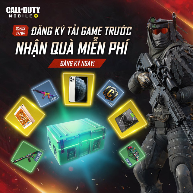 Call of Duty: Mobile VN vượt mốc 1 triệu đăng ký tải game trước ra mắt - Ảnh 5.