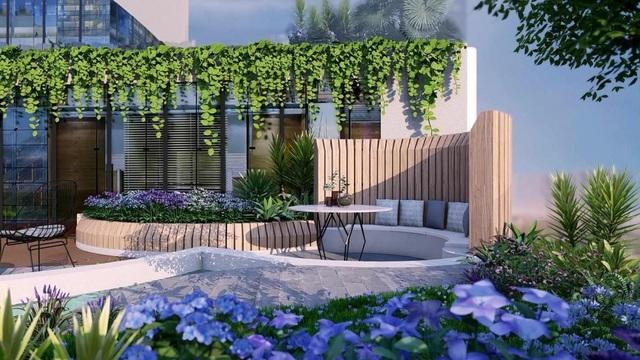 """""""Sống xanh, sống đẳng cấp"""" trong tòa tháp Babylon đặc biệt tại dự án 1,2 tỷ USD của Sunshine Group - Ảnh 3."""