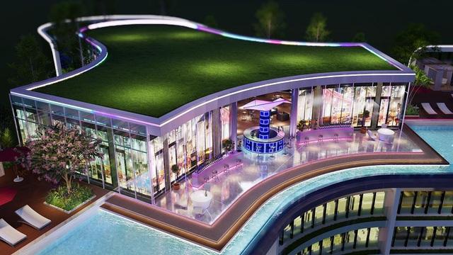 """""""Sống xanh, sống đẳng cấp"""" trong tòa tháp Babylon đặc biệt tại dự án 1,2 tỷ USD của Sunshine Group - Ảnh 6."""