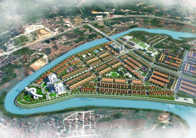 Dự án khu đô thị mới Mai Pha - Điểm nhấn mới cho thành phố xứ Lạng - Ảnh 1.