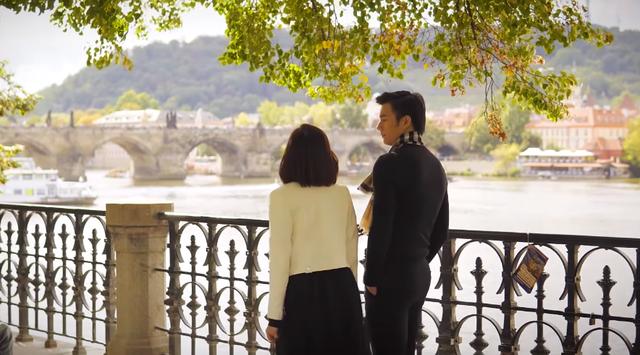 """Hot như """"Hạ cánh nơi anh"""" quay phim tận Thụy Sĩ, Mông Cổ - """"Tình yêu và tham vọng"""" cũng đưa cả dàn diễn viên sang châu Âu tráng lệ ghi hình - ảnh 8"""