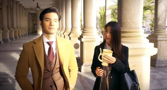 """Hot như """"Hạ cánh nơi anh"""" quay phim tận Thụy Sĩ, Mông Cổ - """"Tình yêu và tham vọng"""" cũng đưa cả dàn diễn viên sang châu Âu tráng lệ ghi hình - ảnh 7"""