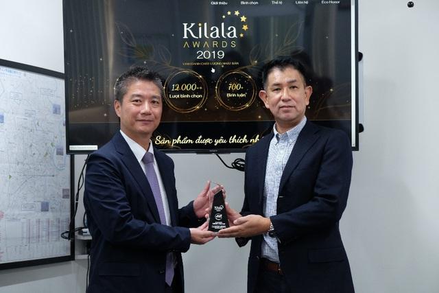 AEON Việt Nam cùng nhiều thương hiệu Nhật Bản được vinh danh tại giải thưởng Kilala Awards - Ảnh 1.