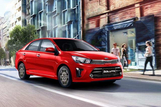 Kia Soluto AT Luxury ra mắt Việt Nam: Giá 499 triệu đồng, khuyến mại mạnh tay cho cả bản mới và cũ - Ảnh 1.