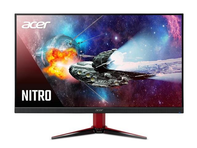 Acer giới thiệu màn hình gaming được trang bị tấm nền IPS với tần số quét 240Hz, thời gian phản hồi 0.5ms - Ảnh 2.