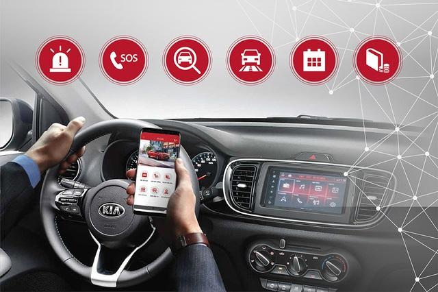 Kia Soluto AT Luxury ra mắt Việt Nam: Giá 499 triệu đồng, khuyến mại mạnh tay cho cả bản mới và cũ - Ảnh 3.