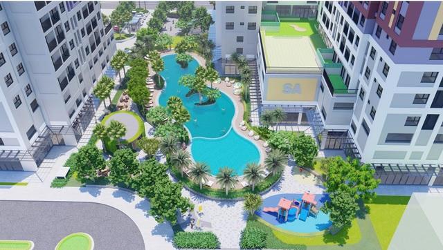 Nhà đầu tư tiếc nuối vì bỏ qua cơ hội sở hữu dự án căn hộ cao cấp hàng đầu Bình Dương - Ảnh 2.