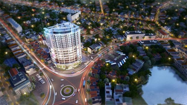Apec Mandala Wyndham – Tổ hợp TTTM, khách sạn và văn phòng cho thuê 5 sao tiên phong tại Hải Dương - Ảnh 1.