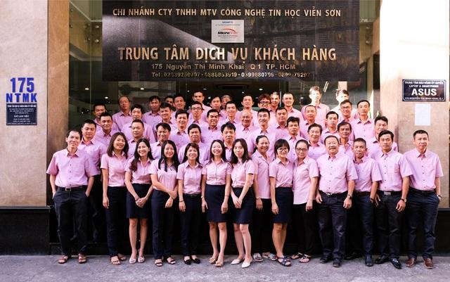 Viễn Sơn ra mắt dịch vụ sửa nguồn máy tính - Ảnh 1.