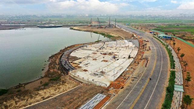 Van Phuc City hoàn thiện hàng loạt công trình tiện ích trong năm 2020 - Ảnh 2.