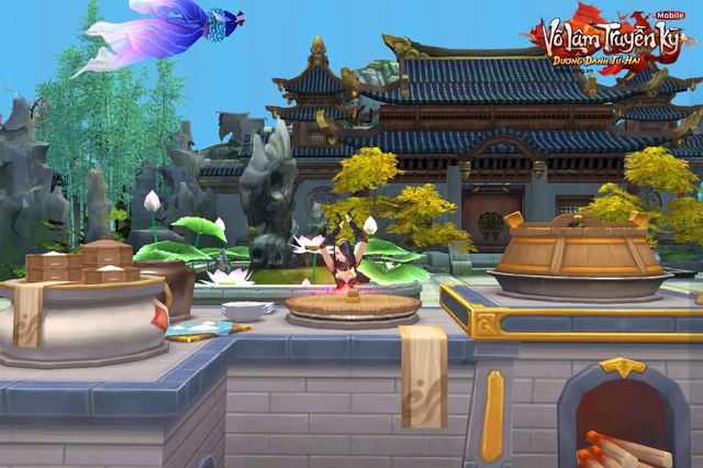 Sáng ngày 6/3, game thủ VLTK Mobile chính thức chạm tay vào phiên bản mới Dương Danh Tứ Hải - Ảnh 3.