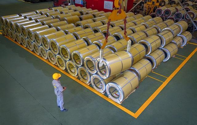 Đột nhập nhà máy, xem quy trình để thấy vì sao tôn siêu bền Hoa Sen Gold là lựa chọn vàng bảo vệ mái ấm của bạn - Ảnh 13.