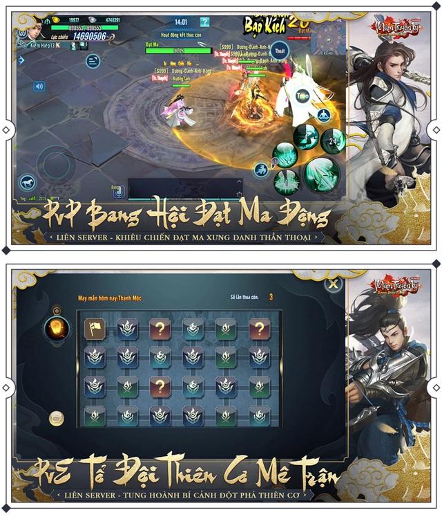Sáng ngày 6/3, game thủ VLTK Mobile chính thức chạm tay vào phiên bản mới Dương Danh Tứ Hải - Ảnh 4.