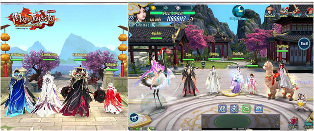Sáng ngày 6/3, game thủ VLTK Mobile chính thức chạm tay vào phiên bản mới Dương Danh Tứ Hải - Ảnh 5.