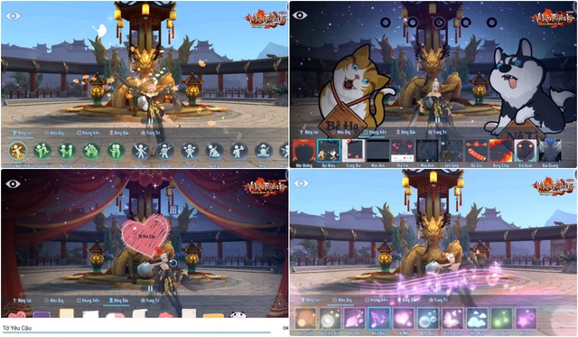 Sáng ngày 6/3, game thủ VLTK Mobile chính thức chạm tay vào phiên bản mới Dương Danh Tứ Hải - Ảnh 6.