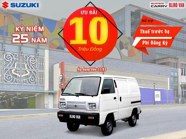 Suzuki Việt Nam ưu đãi hàng chục triệu đồng cho khách mua ô tô tháng 3 - Ảnh 5.