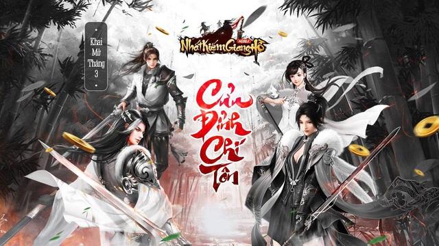 Nhất Kiếm Giang Hồ trở lại với siêu giải đấu cực HOT Hoa Sơn Luận Kiếm - Ảnh 1.