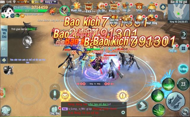 Nhất Kiếm Giang Hồ trở lại với siêu giải đấu cực HOT Hoa Sơn Luận Kiếm - Ảnh 2.