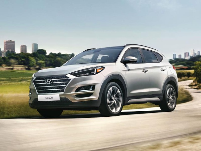 Cận cảnh Hyundai Tucson 2019 – Lựa chọn tối ưu trong tầm giá - Ảnh 1.