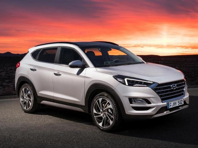 Cận cảnh Hyundai Tucson 2019 – Lựa chọn tối ưu trong tầm giá - Ảnh 2.