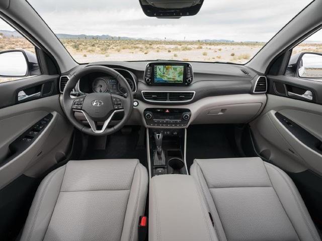 Cận cảnh Hyundai Tucson 2019 – Lựa chọn tối ưu trong tầm giá - Ảnh 3.