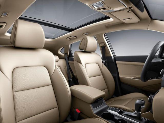 Cận cảnh Hyundai Tucson 2019 – Lựa chọn tối ưu trong tầm giá - Ảnh 4.