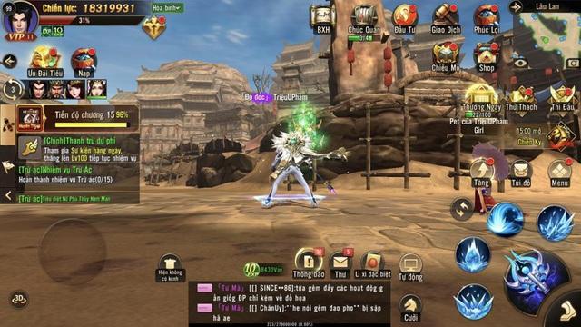 Chiến Thần 3D chính thức trở lại: Mở ra một thời đại mới cho dòng game nhập vai MMORPG - Ảnh 2.