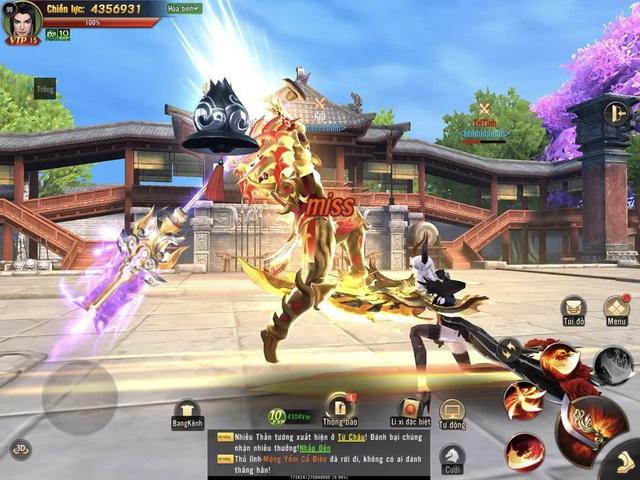 Chiến Thần 3D chính thức trở lại: Mở ra một thời đại mới cho dòng game nhập vai MMORPG - Ảnh 3.