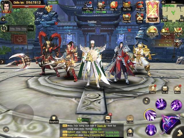 Chiến Thần 3D chính thức trở lại: Mở ra một thời đại mới cho dòng game nhập vai MMORPG - Ảnh 4.