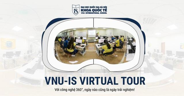 Từ giảng đường online đến lớp học thực tế ảo - Ảnh 1.