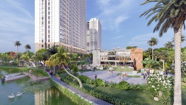 Nguồn cầu dồi dào, thị trường căn hộ cho thuê Nam Sài Gòn sẽ sôi động - Ảnh 2.
